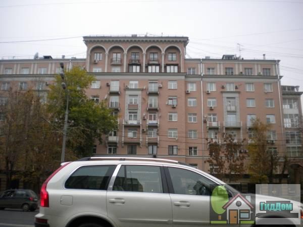 вольво на ленинском проспекте